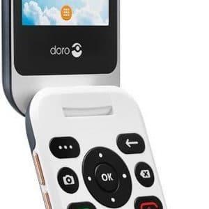 Doro 7080 is een mobiele klaptelefoon voor senioren met Whatsapp en Facebook