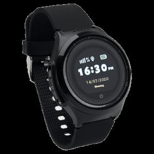Lifewatcher Active is een alarmhorloge waarmee u ook kunt bellen.