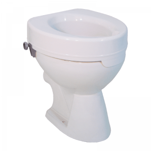 Toiletverhoger zonder bril