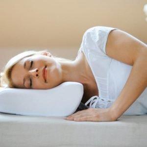 Sissel® Soft Plus orthopedische kussen met variopad voorbeeld