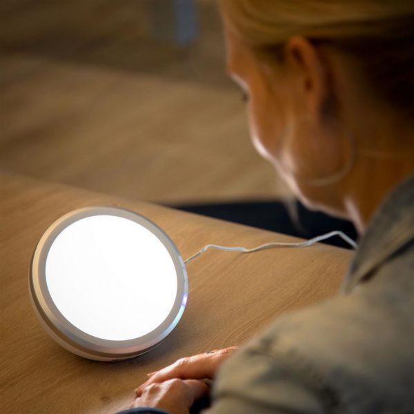 Fysic lichttherapielamp voorbeeld