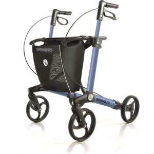 Gemino 30 rollator van het merk Sunrise Medical in kleur midnight blue