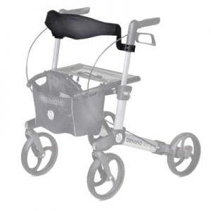 Rugsteun voor Gemino 30 rolstoel