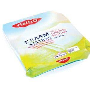 Kraammatras HeltiQ 60x90 verpakt per 2 stuks