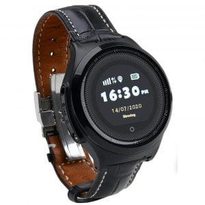 Noodoproep horloge