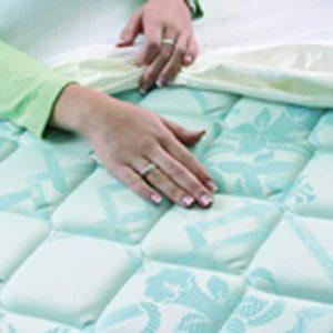 matrasbeschermer protect a bed in 4 maten voorbeeld