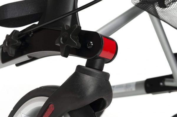 Rollator Quadri light detail