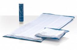 Matras (oplegbaar) en zitkussen anti-decubitus (oppompbaar) Repose® exclusief hoes inclusief pomp