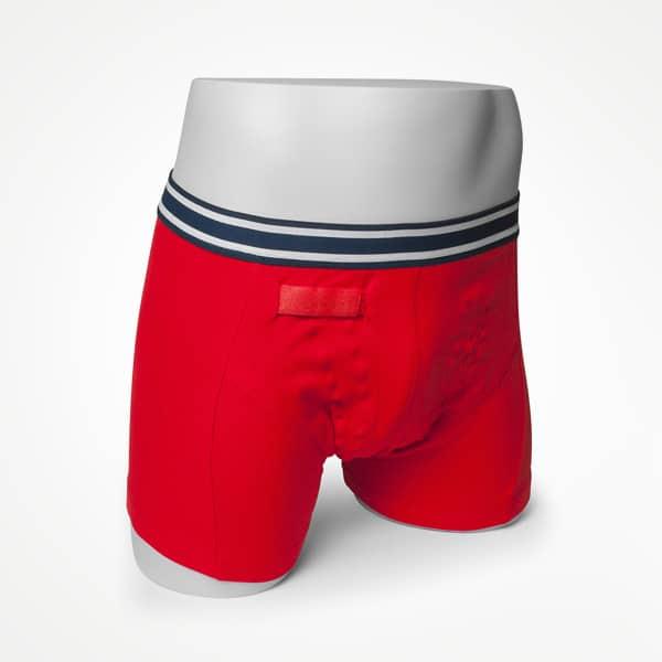 Rodger sensorbroekje in kleur Rood