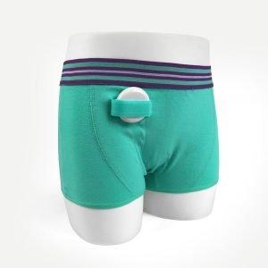 Rodger hipster ondergoed meisjes kleur groen