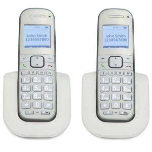 Telefoon - Fysic FX-9000 met grote knoppen - DECT telefoon DUO