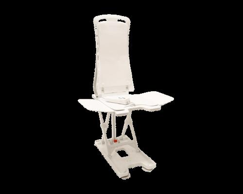 Badlift Bellavita 2G, lichtgewicht en ijzersterk in classic uitvoering kleur wit