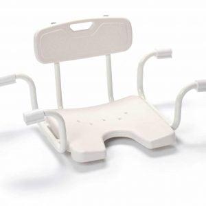 Badplank/stoel