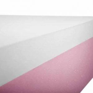 papillon matras de luxe bestaat uit 2 lagen
