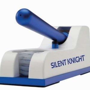 Medicijnvermaler Silent Knight voorkant