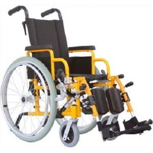 rolstoel voor kind inclusief comfort beensteunen