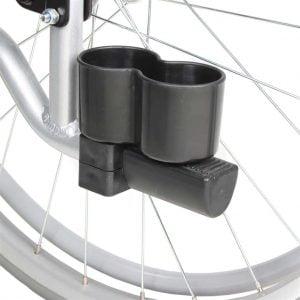 stokhouder voor de lichtgewicht rolstoel G-Lite