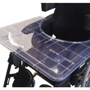 Rolstoeltafel voor rolstoel Rio - multitec merk Drive