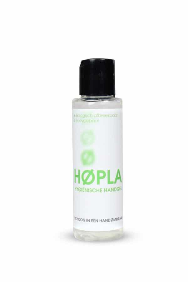 Hopla biologische afbreekbare handgel voor hygiene