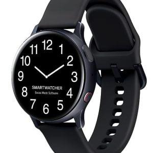 Nieuwste SmartWatcher Spirit is waterdicht en het kleinste horloge in de noodoproep serie.