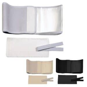 Stomacare bandage van het merk Basko in 3 kleuren 15 cm hoog