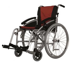 Lichtgewicht rolstoel van Excel G-Glide