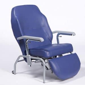 Normandie relax fauteuil in het XXL formaat