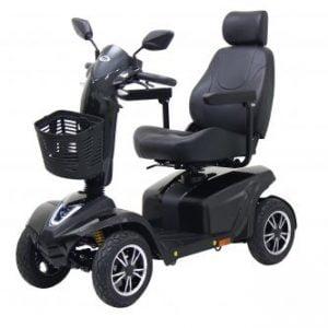 Scootmobiel Drive ST5D Plus allrounder in kleur antraciet grijs
