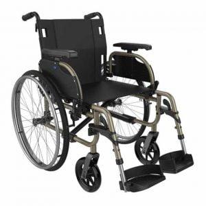 Icon 20 verstelbare lichtgewicht rolstoel van het merk Rehasense