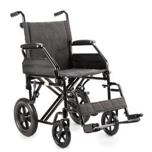 Multi Motion transport rolstoel in 2 maten van 45 en 50 cm zitbreedte